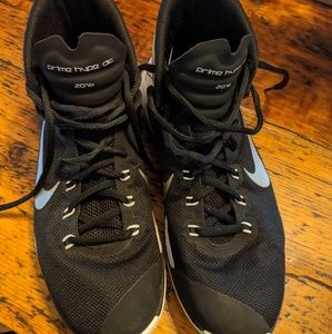 "Nike ""prime hype"" basketball shoes"